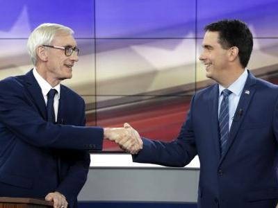 Evers not optimistic Wisconsin Gov. Walker will veto bills