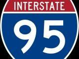 Downed power lines close I-95 near Kenly