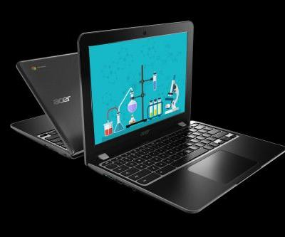 Acer announces two new educational 12-inch Chromebooks