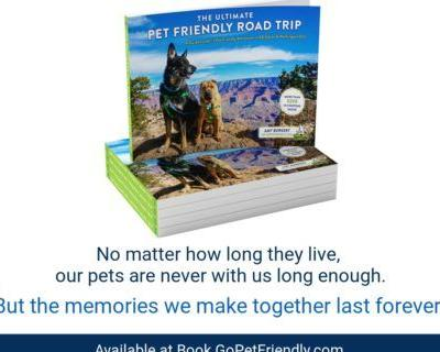 GoPetFriendly's Virtual Pet Friendly Road Trip and Giveaway