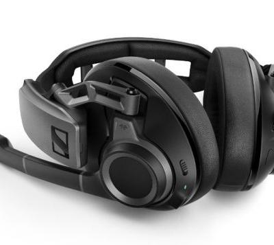 Sennheiser GSP 670 wireless gaming headset unveiled for $350