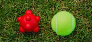 A Safer & Funner Alternative to Your Dog's Tennis Ball Habit