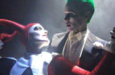 New Suicide Squad Photo Teases Joker and Harley Quinn