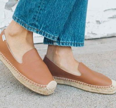 I don't go anywhere without my Soludos espadrilles in the summer - I've bought the same pair 5 times