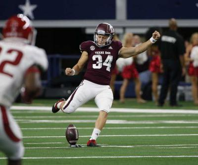Breaking down 2019 Texas A&M football: Special teams