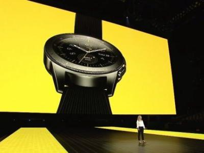 Samsung apparently wants to bring 'force touch' to its smartwatches