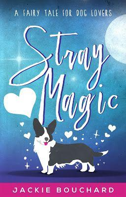 Cover Reveal: STRAY MAGIC is Coming!