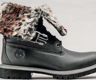 LA fashion brand Stampd debuts a boot collaboration with Timberland
