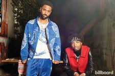 Big Sean & Metro Boomin Announce Release Date for Joint Project 'Double or Nothing'