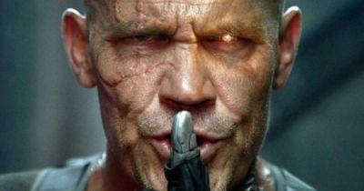 Cable Gets Dirty in Fresh Deadpool 2 PhotoJosh Brolin gets down