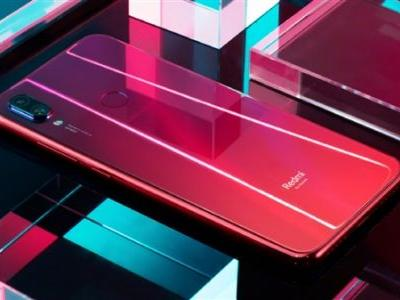 Redmi Note 7 went on sale today, sold out in minutes