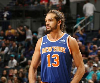 Jeff Hornacek: Knicks Have 'Moved On' From Joakim Noah
