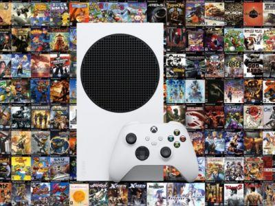 Xbox Series S Player Uses System To Play PS2 Games