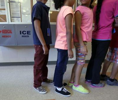 ACLU: Misconduct claims by children are widespread at border