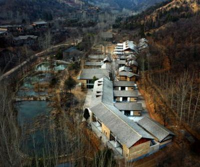 Valley Retreat / Wang Weijen Architecture