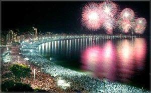 2.7 m tourists to visit Rio for New Year holiday