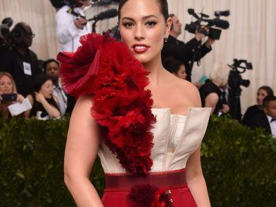 Ashley Graham Couldn't Find A Designer To Dress Her For The Met Gala