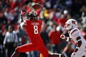 Hill throws 3 TD passes as Maryland beats Rutgers 34-7