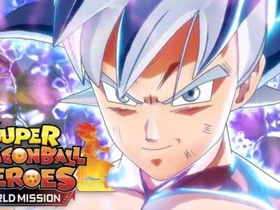 Super Dragon Ball Heroes World Mission Single Player Campaign Detailed