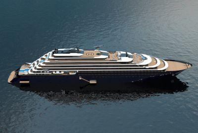 Ritz-Carlton Expands From Hotels Into Luxury Cruises