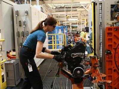 US factory activity unexpectedly slowed last month for the first time in 3 years - and Trump's trade war was the main culprit