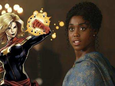Captain Marvel Replaces DeWanda Wise With Lashana Lynch