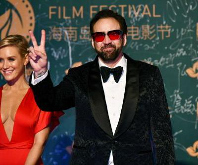 Actor Nicolas Cage files for annulment 4 days after Vegas wedding