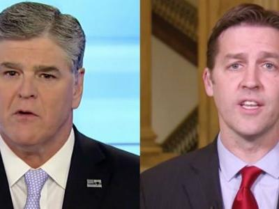 Hannity Shreds 'Con Artist' Ben Sasse on Twitter: 'If You Had It Your Way Hillary Clinton Would Be POTUS'
