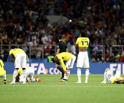 The brother of a Colombian soccer player who was killed after scoring an own goal fears for the lives of the country's 2018 World Cup stars