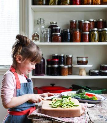 Tips for Kids in the Kitchen