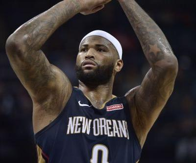Boogie Bomb: Warriors set to add DeMarcus Cousins to lineup