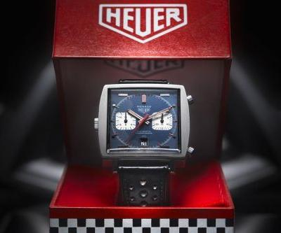 TAG Heuer Announces New Monaco Watch for 50th Anniversary