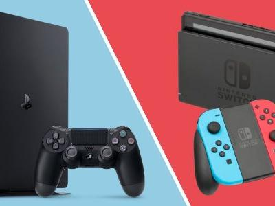 7 reasons you should buy a PlayStation 4 instead of the Nintendo Switch