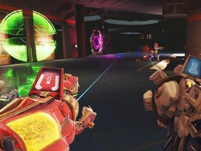 Fast-Paced PvP Shooter Telefrag VR Blazes to PS VR July 19
