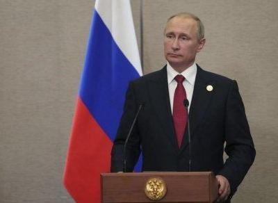 Putin warns US not arm Ukraine, says pro-Russian rebels may send their arms elsewhere in response