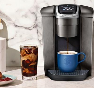 This new $170 Keurig is the company's most modern coffee maker yet - with a setting for iced coffee