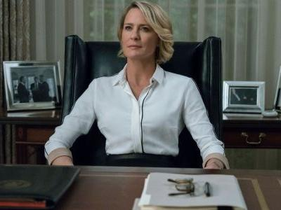 House of Cards: Robin Wright Breaks Her Silence About Kevin Spacey Scandal