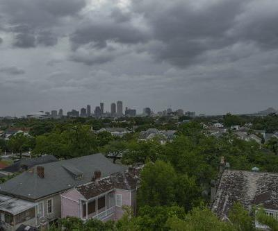 Tropical Storm Barry strengthens, threatens widespread flooding