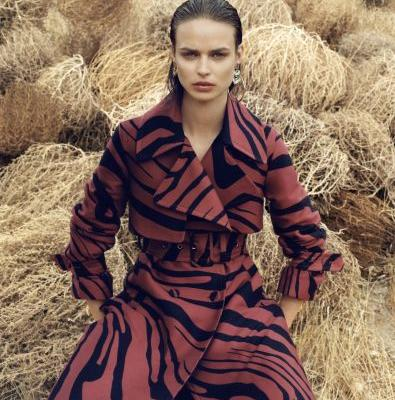 Roberto Cavalli's Spring 2018 Campaign Has Arrived