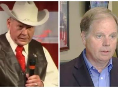New Poll: Roy Moore Is Up 6 Points Against Doug Jones Amid Scandal