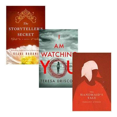 Select Amazon Charts best sellers are available for $2 on Kindle today