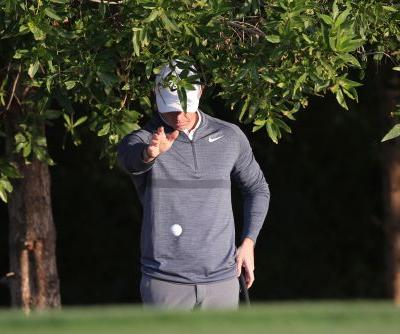 Rory Mcllroy's patience tested as he returns with 3-under 69 in Abu Dhabi