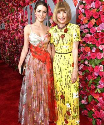 Anna Wintour Just Endorsed Gen-Z Yellow