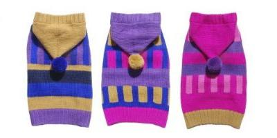 Put Your Pup in a Colorful Sweater Made With Sustainable Alpaca Wool