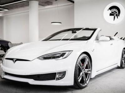 Instead Of Waiting For Your Roof To Fly Off, Commission A Roofless Tesla