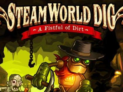 The Original SteamWorld Dig is Coming to Switch
