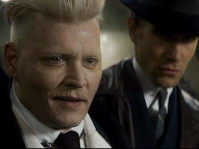 New Fantastic Beasts 2 Photo Confirms One Key Thing About Grindelwald