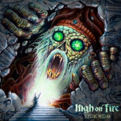 """High On Fire - """"Spewn From The Earth"""""""
