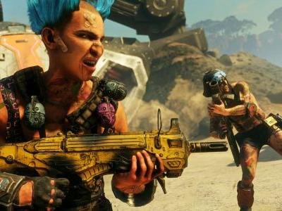 Rage 2's content roadmap includes a bunch of free DLC