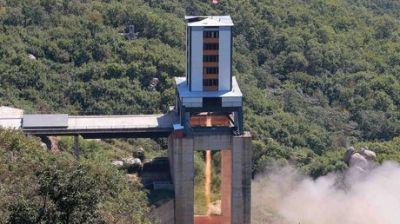 Pyongyang declares 'rebirth of rocket industry' after new engine test